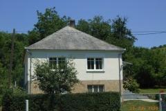 Villa von vorne