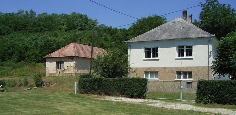 Villa Ungarn Immobilie
